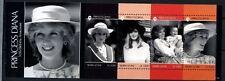 Sierra Leone 2011 SG#MS4823 Princess Diana 50th Birth Anniv MNH M/S #D75720