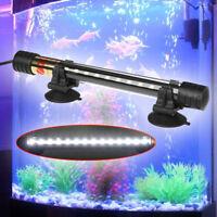 1.5W Submersible Waterproof Aquarium Fish Tank LED Light Bar Strip Lamp EU Plug