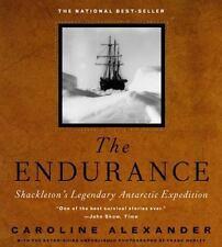 Alexander, Caroline  The Endurance   US HCDJ 1st/1st NF