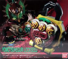 Kamen Rider Gaim DX Yomotsuheguri Lock Seed w/ Faceplate IN STOCK USA SELLER