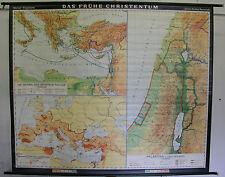 Scheda crocifissi MURO MAPPA MAP MAPPA cristiani Bibbia Roma Palestina cristiano - 204x171