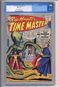 Rip Hunter Time Master #3 CGC 9.2