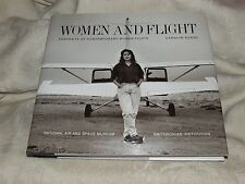 1997 First WOMEN and FLIGHT Signed Carolyn Russo Smithsonian Institution FINE