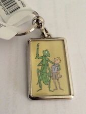 James and the Giant peach promotional keyring Quentin Blake James new