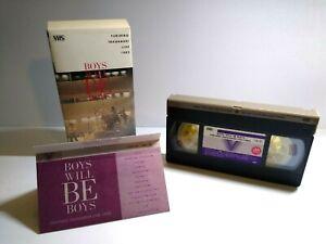 Yukihiro Takahashi Boys Will Be Boys Video Tape Japan Yellow Magic 1983 VHS Rare