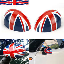 New WING MIRROR CAPS COVER UNION JACK FOR BMW MINI COOPER R55 R56 R58 R60 R61
