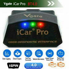 Vgate ICar Pro 4.0 OBDII Scanner Code Reader BIMMERCODE Coding for Android & iOS