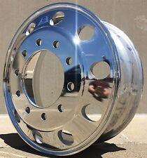 Alcoa 22.5 LvL One 10 Lug Hub Pilot Front/Rear Wheel Round Hole Design 883677
