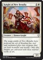 MTG x4 Knight of New Benalia Dominaria Common White NM/M Magic the Gathering