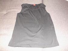 Olsen Shirt Gr.: 42 Damen T-Shirt  in schwarz aus Baumwolle