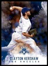 2017 Panini Diamond Kings Clayton Kershaw Los Angeles Dodgers #70