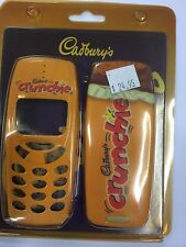 Nokia 3310,3330 Cadbury Crunchie Matching Front & Back Covers Brand New Official