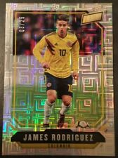 2018 Panini National Silver Pack James Rodriguez Columbia Soccer 3/25