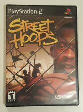 Street Hoops video game for the Playstation 2 PS2 system - Complete