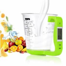 20OZ Measuring Cup One Size Clear Digital Kitchen Food Scale Jug Scales 600ML