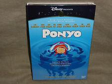 Ponyo, DVD