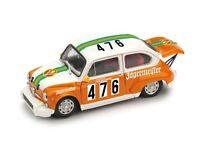 FIAT ABARTH 850 TC MERANO CORSE - JAGERMEISTER TRENTO-BONDONE 1974 Brumm R497UPD
