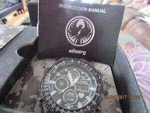 for sale*******INFANTRY*******wrist watch