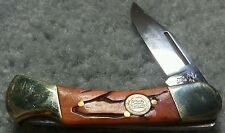 """Frost Cutlery Lil' Blue Ridge Cougar Autumn Knife 3"""" (Discontinued)"""