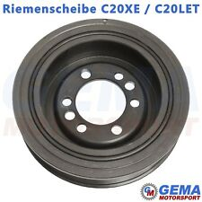 Riemenscheibe Opel C20XE C20LET Astra F Calibra Turbo 4x4 Vectra A red top