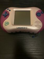 Leapfrog Pink Leapster2 with 6 games, Batman, Ratatouille, Scooby-Doo, Cars...