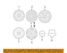 SUBARU OEM 02-16 Legacy Wheel-Lug Nut 28171AJ000