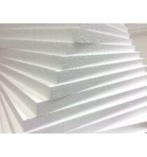 10 pannelli polistirolo 100x50x vari spessori cm densità 20kg/m3 autoestiguente