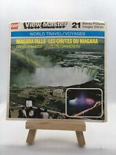 3 View Master Reels - Niagara Falls - A323C  - 🎞️