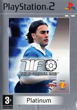 This is Football 2003 Platinum PS2 USATO ITA