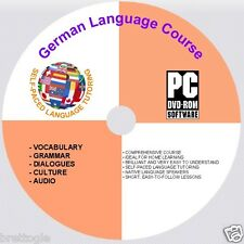 LEARN German LANGUAGE COURSE German COURSE ON DVD