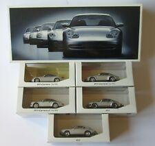 Porsche 911 Coupe' History Series Minichamps Schuco