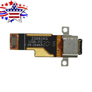 For ASUS ROG Phone 3 ZS661KS USB Dock Connector Charging Port Board Flex Cable