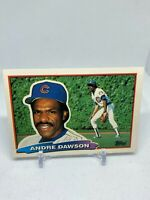 1988 Topps Big #153 Andre Dawson Cubs