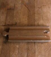 Brio Wood 12.5cm Straight Train Track Wooden Railway Piece Children Toy Thomas