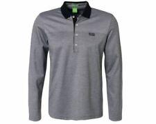 Camisas y polos de hombre HUGO BOSS color principal gris 100% algodón