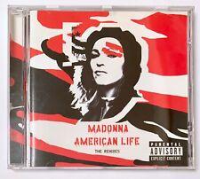 MADONNA - AMERICAN LIFE - The Remixes UK/EU. W603CDX. 6 TRACKS. Unplayed/Mint