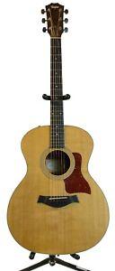 (MA5) Taylor 214E DLX Grand Auditorium Acoustic Electric Guitar -RH - Natural
