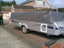 CARAVAN MOTOR MOVER FITTED to your Pennine  or Conway folding camper by Rhyno