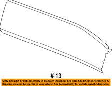 FORD OEM 15-18 Transit-150 Center Pillar-Outer Rail Right BK3Z61513A12E