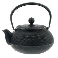 NEW Iwachu 29-Ounce Japanese Iron Hobnail Tetsubin Teapot, Large, Black TAXFREE