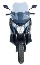 2903/LS Parabrezza FUME' CHIARO 485x530 HONDA INTEGRA 700 / 750 2012 - 2016