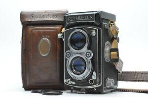 [EXC Rolleiflex 3.5A MX TLR Tessar 75mm f3.5 T Carl Zeiss Jena JAPAN #2621