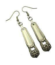 Spoon Earrings 1847 Rogers Bros 1941 Eternally Yours Vintage Antique Silverware