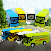City school bus students Shuttle Back school alloy car Child car model Toy CP