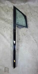 14-17 BMW i01 i3 City Vehicle Right Front Passenger Fixed Quarter Window Glass