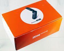 NEW at&T ONLY Kyocera DuraXE E4710 8GB BLACK RUGGED FLIP GSM WIFI GPS KE4710