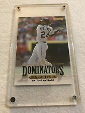 1993 Donruss 90's Dominators Ken Griffey JR Mariners #6