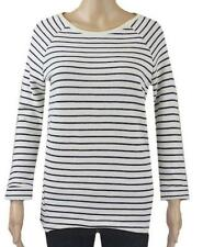 Per Una Striped Thin Hip Length Women's Jumpers & Cardigans