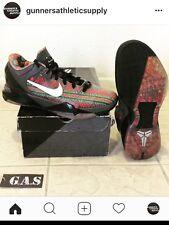 2012 Nike Zoom Kobe VII 7 System BHM Sz 13 Black History Month 530961 001 WTK 24