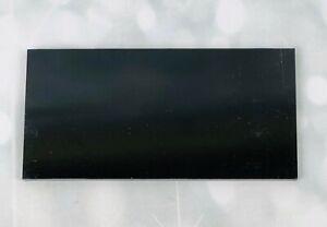 G10 Black 300x150x6mm Sheet for knife handle scales/bushcraft/slingshots